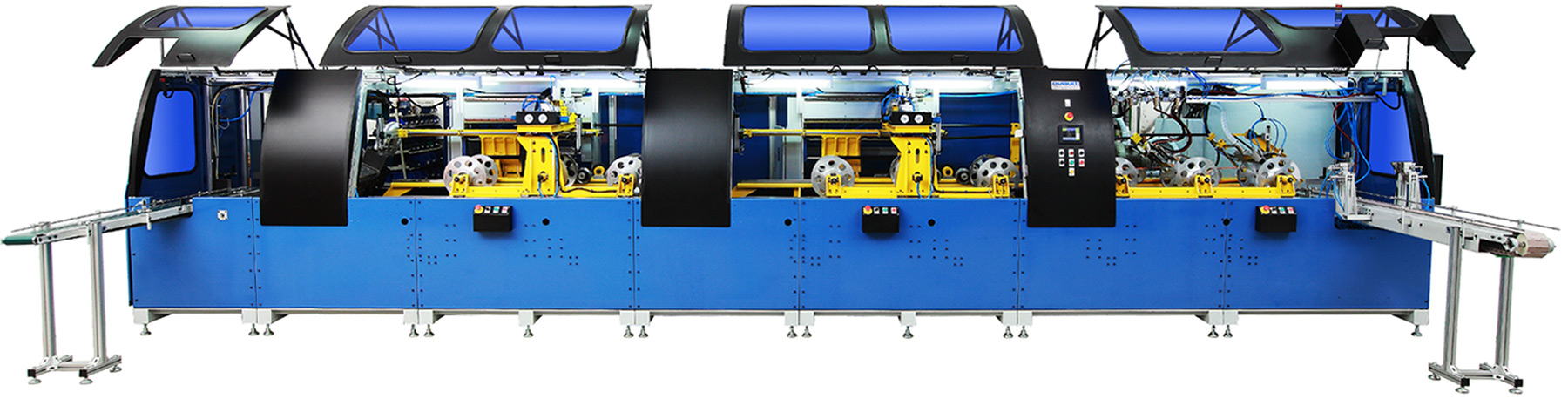 automatic screen printing machine for pail