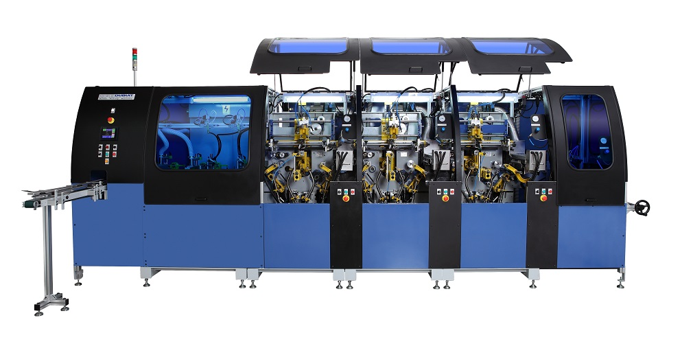 screen printing machine 3 colors